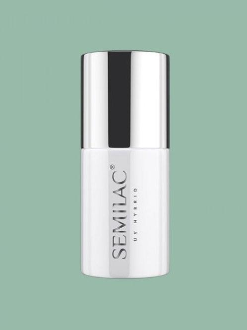 558 Esmalte Semipermanente Semilac Super Cover Green Shot 7ml