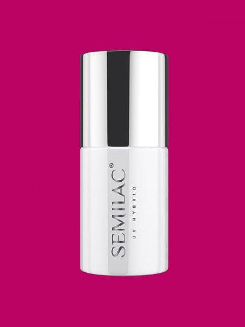 556 Esmalte Semipermanente Semilac Super Cover Carmine Boom 7ml