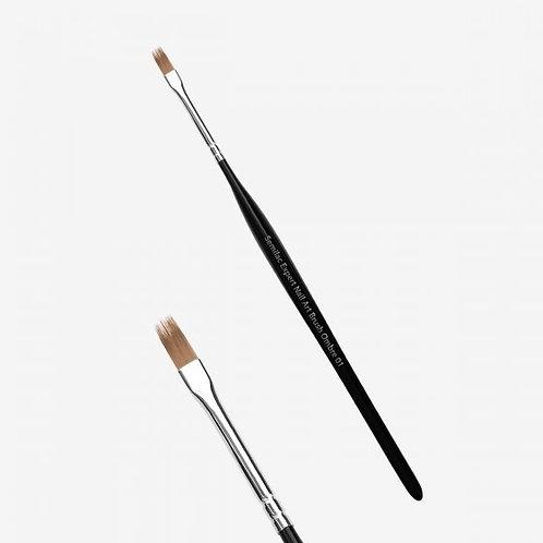 Pincel de decoración Semilac Expert Nail Art Brush Degradado 01