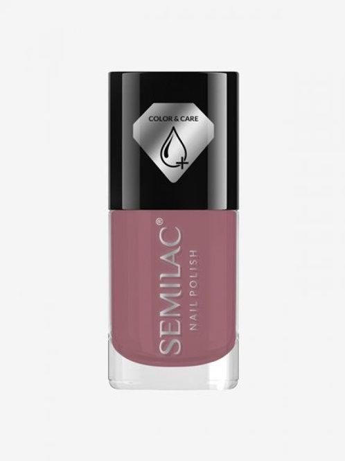 C250 Esmalte clásico con acondicionador Semilac Color&Care