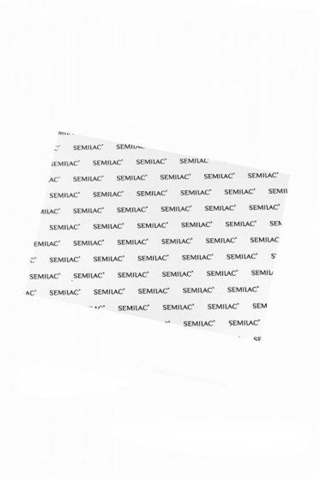 Soporte para fotos logo Semilac 297 x 210 mm