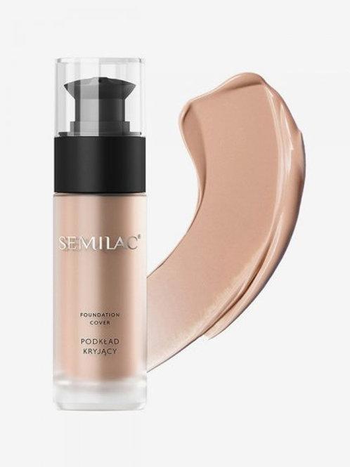 Semilac Base de Maquillaje Cover 50 Golden Tan