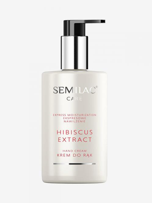 Crema de Manos Hidratante Semilac Hibiscus Extract 250ml