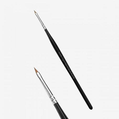 Pincel de decoración Semilac Expert Nail Art Brush Oval 02