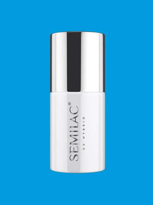 557 Esmalte Semipermanente Semilac Super Cover Blue Hit 7ml