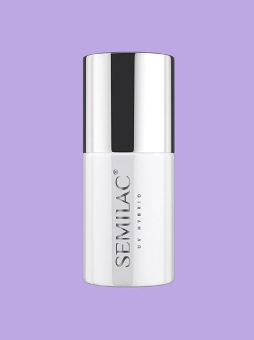 559 Esmalte Semipermanente Semilac Super Cover Violet Blast 7ml