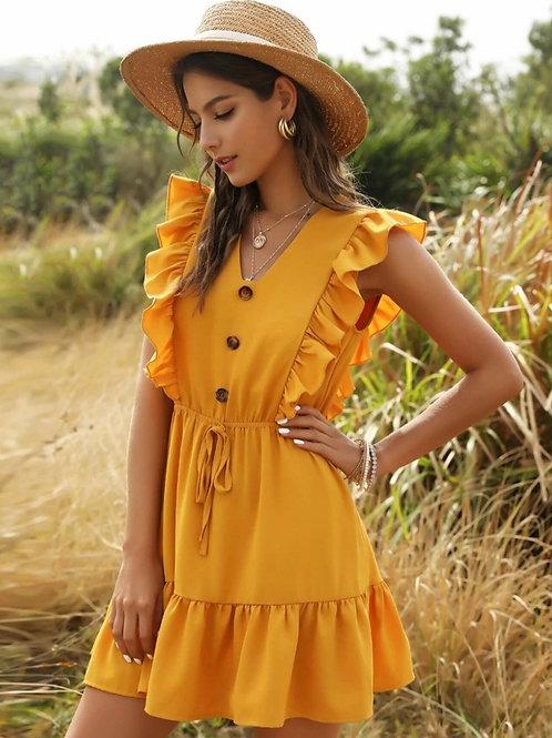 Vestido country