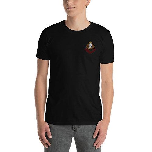 Camiseta Killer con logo bordado