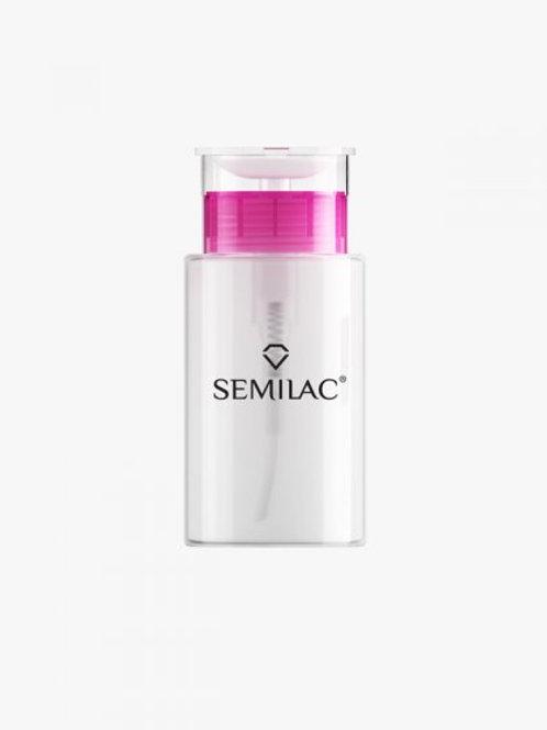 Dispensador de líquidos con bomba Semilac