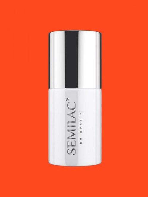 554 Esmalte Semipermanente Semilac Super Cover Loud Mandarine 7ml