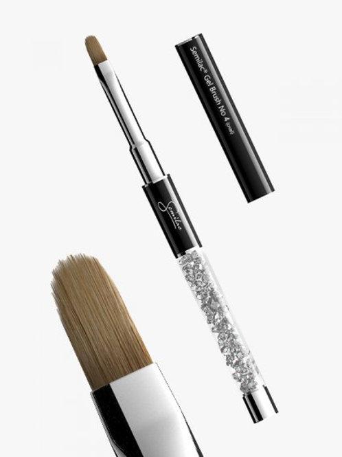 Semilac Gel Brush N 4 oval