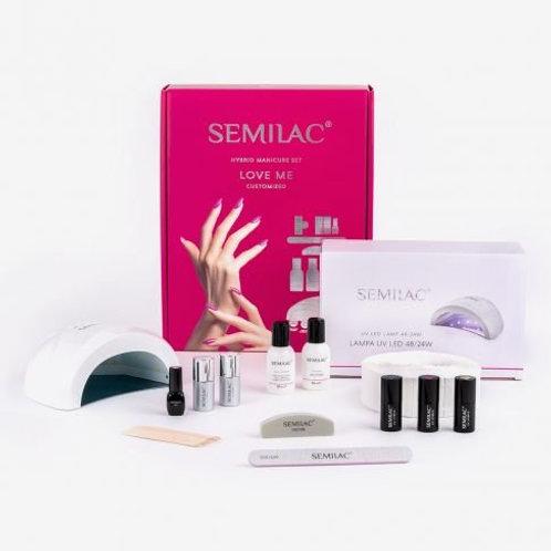 Customized Kit Semilac LOVE ME Led 48/24W