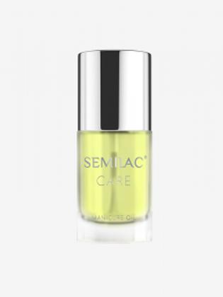 Aceite de cutícula Semilac Manicure Oil Lemon 7ml