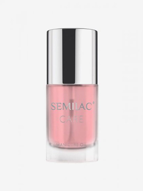 Aceite de cutícula Semilac Nail & Cuticle Elixir Love 7 ml