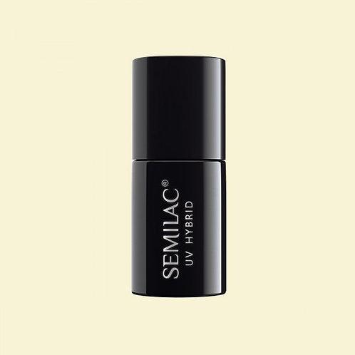 530 Esmalte semipermanente Semilac Celebrate Delicate White