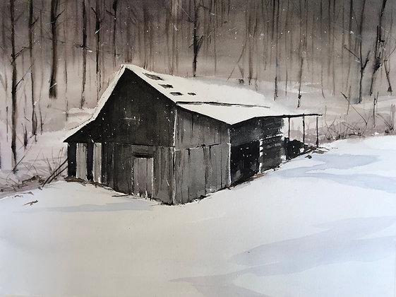 La casa nevada