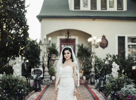 Parisa & Benny's Wedding - Wilcox Manor, Tustin, CA - June 2nd, 2018