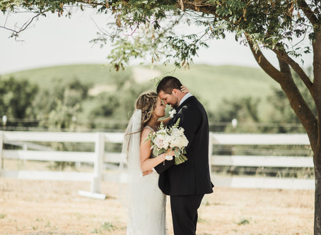 Jacquelyn & Curtis's Wedding - The Hummingbird House, Templeton, CA - June 9th, 2018