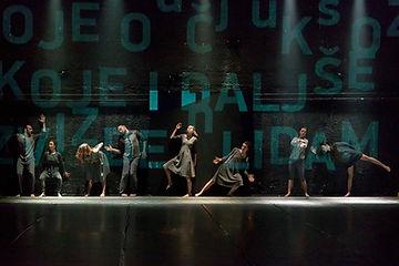 Sjecanje Kamena, Michelle Campbell, Michelle Azdajic, Muvetics, MESS Dance