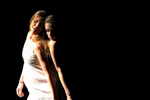 "Muvetics, Michelle Campbell, Victoria Krajina, ""Said Unsaid"", iMOS, Warsaw Dance Days"