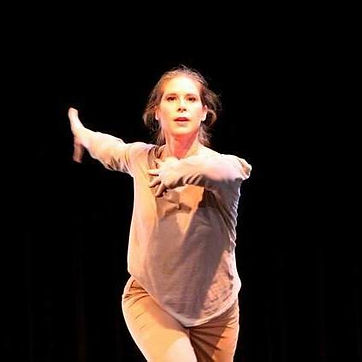 "Muvetics, Michelle Campbell, Muvetics, ""Said Unsaid"", ""Warsaw Dance Days"", Michelle Azdajic"