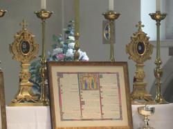 Altar Cards