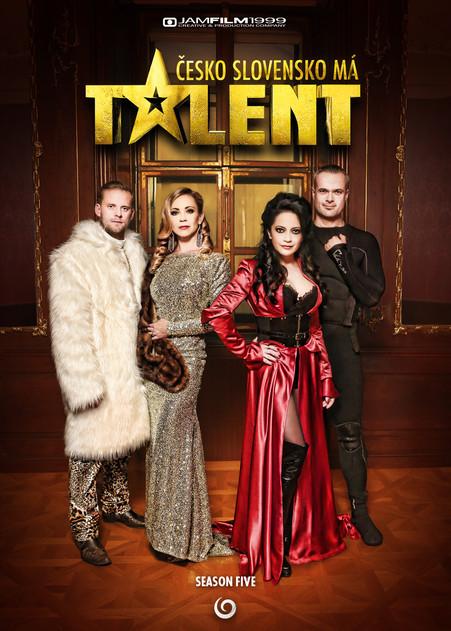 Czech and Slovakia Got Talent, season 5