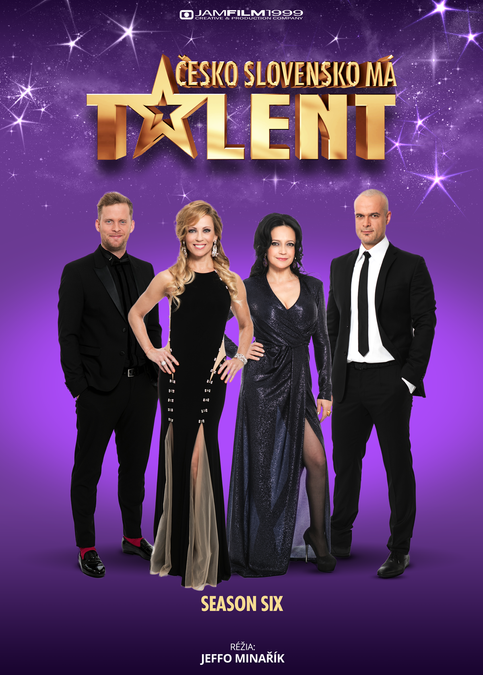 Czech and Slovakia Got Talent, season 6