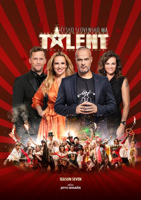 Czech and Slovakia Got Talent, season 7