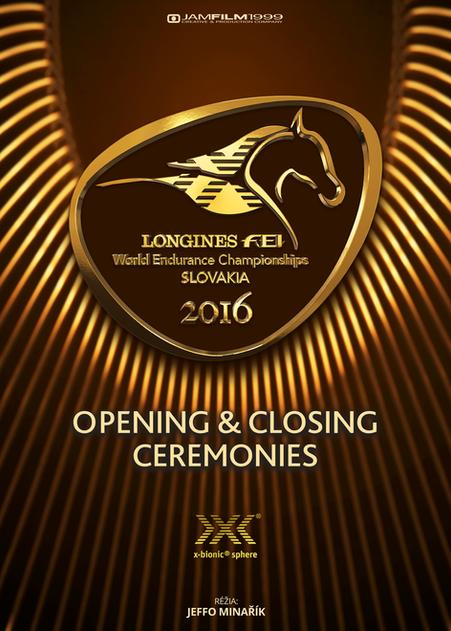 Longines FEI World Endurance Championships Opening Ceremony