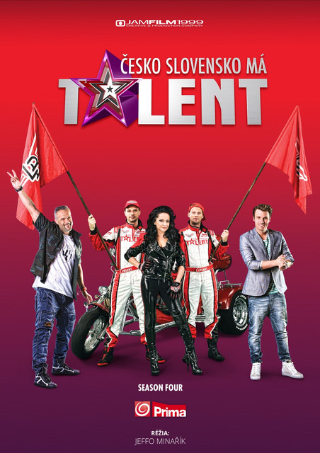 Czech and Slovakia Got Talent, season 4