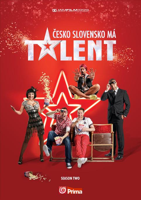 Czech and Slovakia Got Talent, season 2