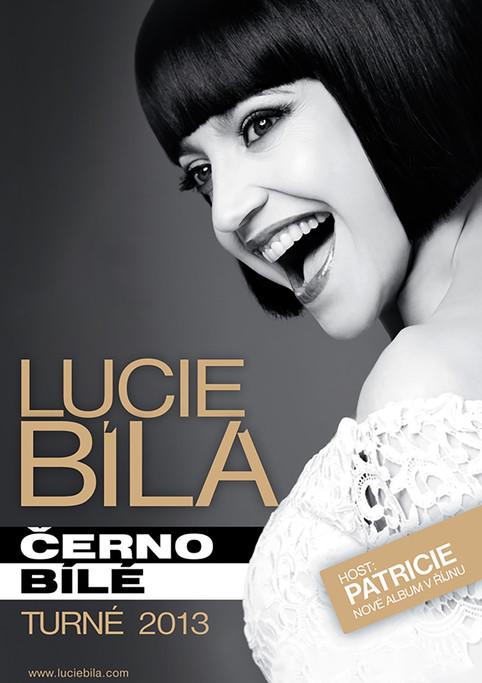 Lucie Bílá - Černo-bílé Tour 2013