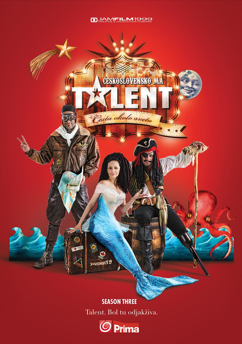 Czech and Slovakia Got Talent, season 3