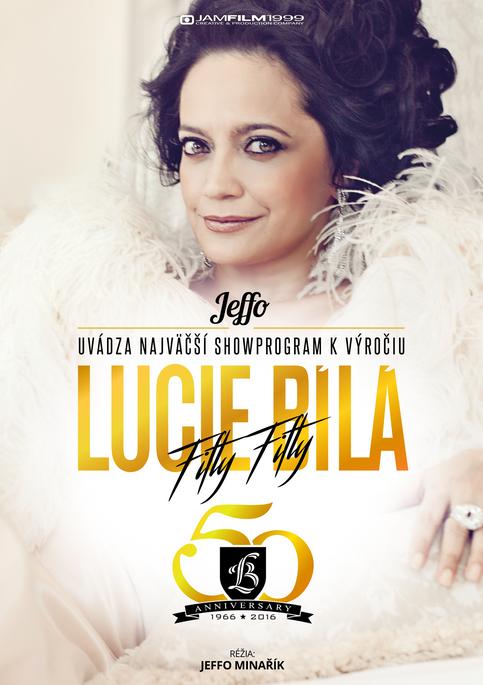 Lucie Bila 50/50