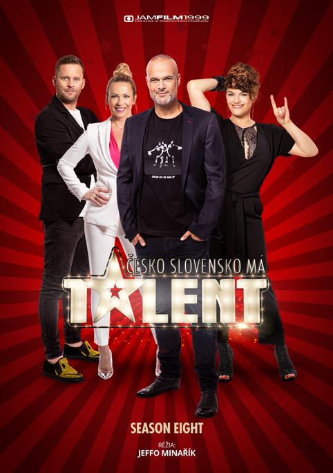 Czech and Slovakia Got Talent, season 8