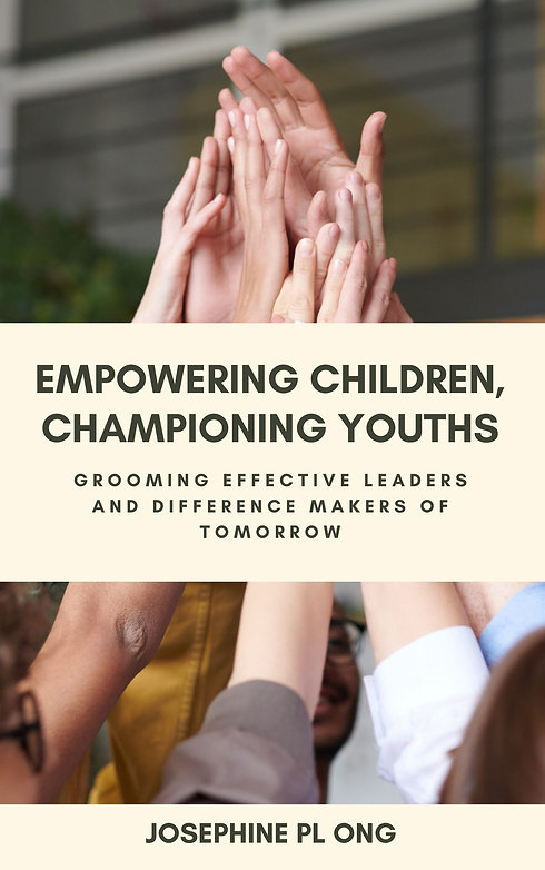 Empowering Children, Championing Youths_