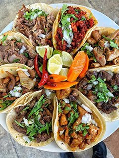 Taco Tuesday + Thursday