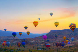 Invasion of the HOT Air Balloons
