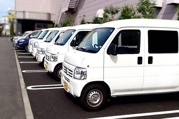 貨物軽自動車運送事業イメージ