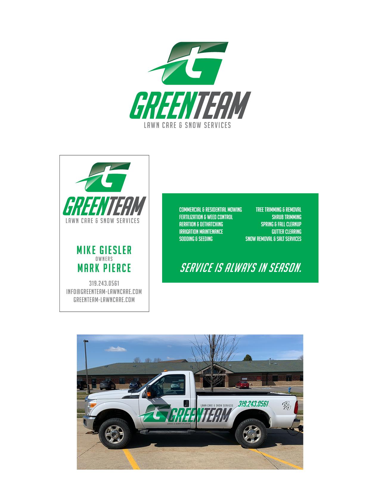 ChickStudios Branding_GreenTeam