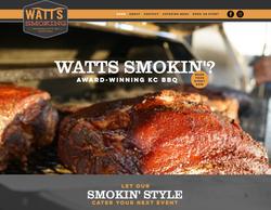 Watt's Smoking BBQ
