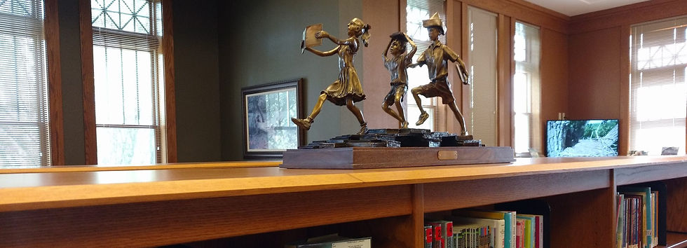 Traer Library Sculpture.jpg