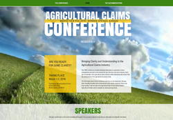 Agricultural Claims Conference