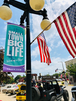 Traer Small Town Big Life