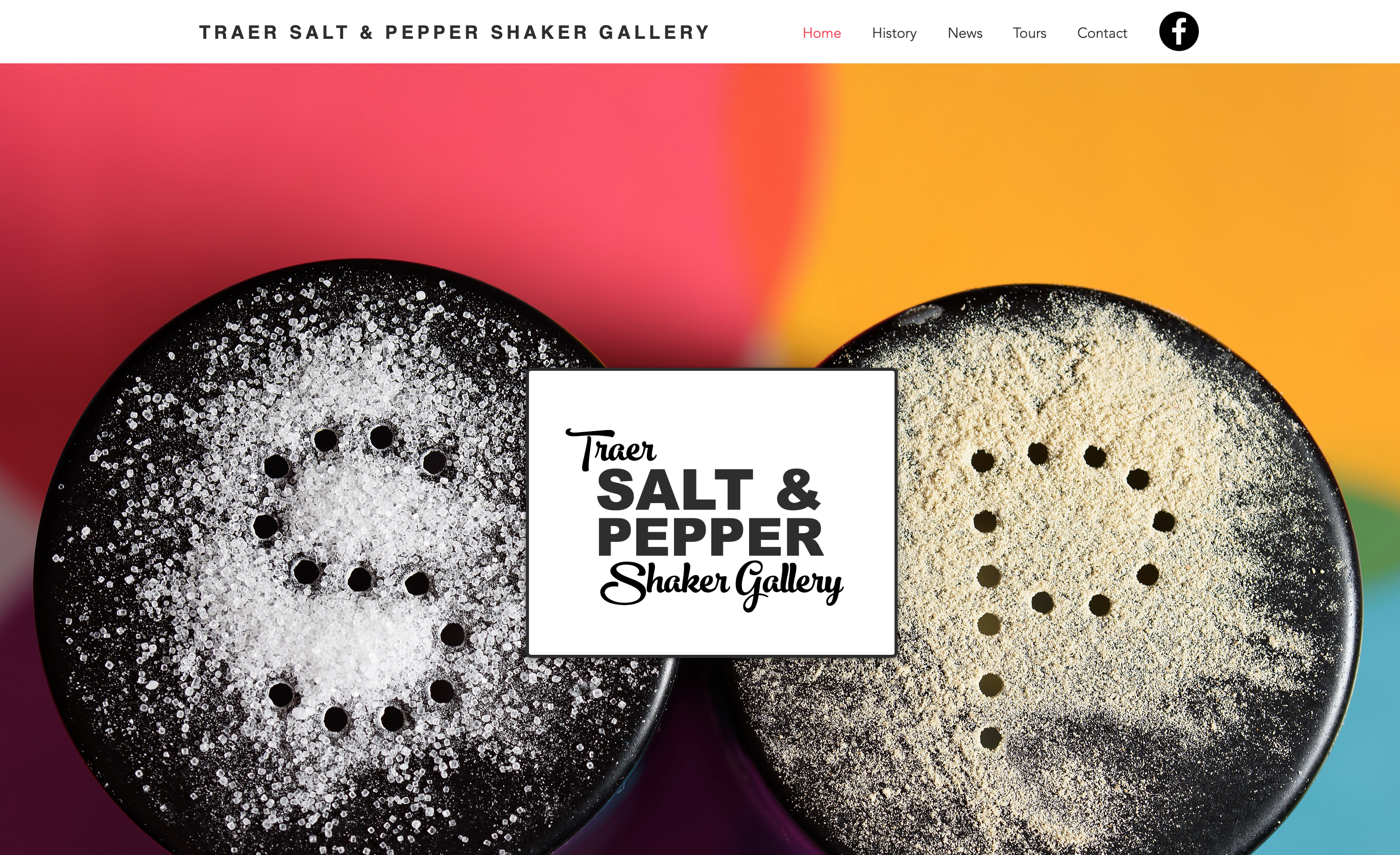 Traer Salt & Pepper Shaker Gallery