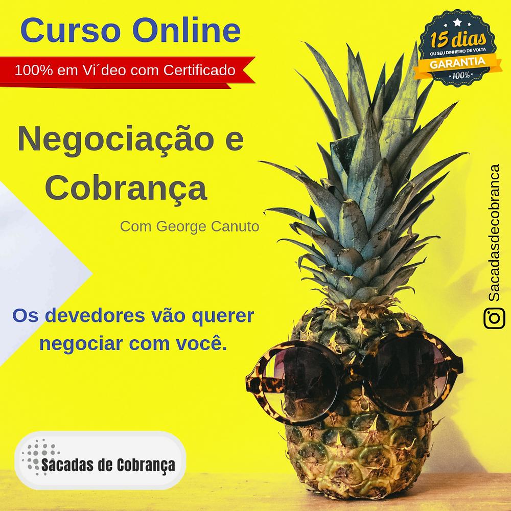Curso de Cobrança Online