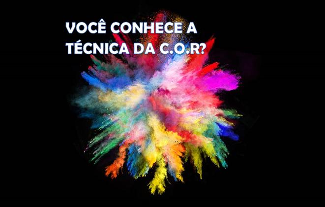 TÉCNICA DA COR, CURSO DE COBRANÇA
