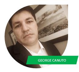 George Canuto, Sacadas de Cobrança