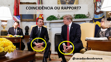 Coincidência ou Rapport?